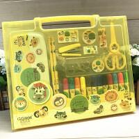 儿童文具礼盒套装奖品幼儿园小学生高档礼盒文具奖品生日礼物