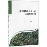 新型城镇化视角下的区域发展研究