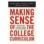 【预订】Making Sense of the College Curriculum 9780813595023