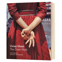 Vivian Maier The Color Work 英文原版 薇薇安迈尔 彩色摄影集 家庭保姆 美国街头摄影师 彩色