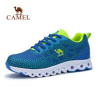 骆驼中大童轻便网面跑步鞋透气耐磨男女童运动鞋跑鞋
