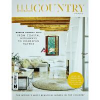 英国ELLE DECORATION COUNTRY杂志 订阅2020年 E34乡村风格 家居空间