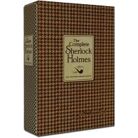 福尔摩斯探案全集英文原版小说 The Complete Sherlock Holmes 精品礼盒装