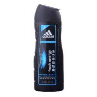 阿迪达斯(adidas) 男士洗发水 去屑洗发露系列 补水保湿 活力运动酷爽-薄荷精华400ml(19年1月份前使用)