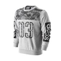 Adidas阿迪达斯 男子训练运动休闲套头卫衣 BR1582 现