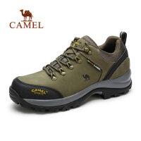 camel 骆驼户外男鞋 户外低帮男士登山鞋透气防滑登山鞋