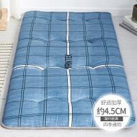 20191108132605610加厚榻榻米床垫子软垫学生宿舍单人床褥子垫被双人家用睡垫