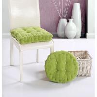 【支持礼品卡支付】加厚玉米粒榻榻米靠垫坐垫 教室办公室座椅垫子 立体毛绒餐椅垫