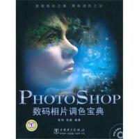 【二手书8成新】(VI Photoshop数码相片调色宝典 张伟,张勤 中国电力出版社