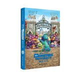 迪士尼大电影双语阅读.怪兽大学 Monsters University