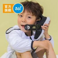 【秒��B券�A估�r:55.2】361度童鞋 男童跑鞋小童鞋 2020年夏季新品�W面�和��\�有�功夫熊�IP款K7192450