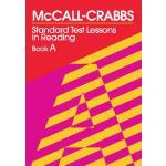 【预订】McCall Crabbs Bk. a: Standard Test Lessons in Reading