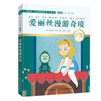 爱丽丝漫游奇境 彩绘注音 国际插画家倾情创作 中国播音主持金话筒奖得主全书朗读(有声)