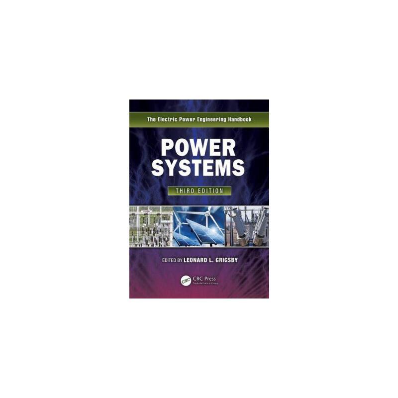 【预订】Power Systems, Third Edition 预订商品,需要1-3个月发货,非质量问题不接受退换货。