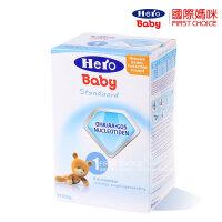 Hero Baby婴幼儿奶粉 荷兰本土hero baby奶粉1段(0-6个月适用)800g(海外购)
