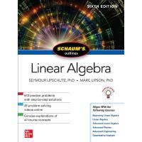 Schaum's Outline of Linear Algebra 9781260011449