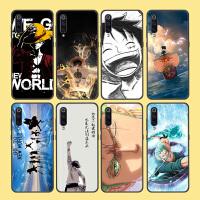 海贼王小米9se/play/max3手机壳8屏幕指纹版Mix2s红米note7pro/6a