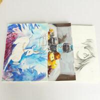 凡高素描纸200克8k批发4k水彩纸180g美术联考纸2K水粉纸300g速写纸90g画室批发采购纸