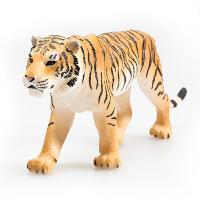 儿童仿真动物模型玩具老虎狮子森林动物模型玩具