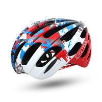 山地自行车头盔公路车一体成型骑行头盔安全帽男女款