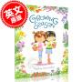 现货 成长的季节 英文原版 精装绘本 Growing Season  (4―8岁)