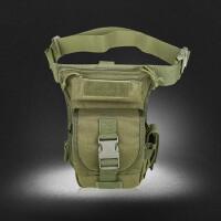 军迷用品腿包多功能户外运动腰包骑行工具包挂包战术腿包