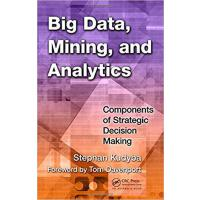 【预订】Big Data, Mining, and Analytics 9781466568709