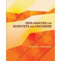 【预订】Data Analysis for Scientists and Engineers 9780691169927