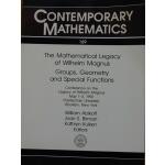 【预订】The Mathematical Legacy of Wilhelm Magnus 9780821851562