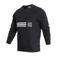 Adidas阿迪达斯 男装 运动圆领卫衣休闲套头衫 CX4948