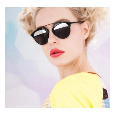 时尚防辐射 眼镜男复古太阳镜女潮防紫外线墨镜      支持礼品卡 品质保证 售后无忧 支持货到付款