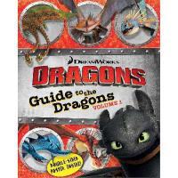 英文原版 Guide to the Dragons Volume 1 (How to Train Your Dragon