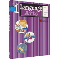 Harcourt Family Learning - Language Arts Grade 1 哈考特家庭辅导英语语言