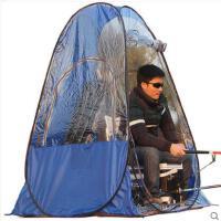 可折叠便携加厚牢固帐篷遮阳防雨速开帐篷钓鱼帐篷垂钓防晒帐篷