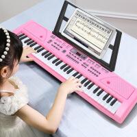 金色年代61键1-3-10岁儿童电子琴初学者玩具乐器