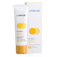 [当当自营] 兰芝(LANEIGE) 自然舒润防晒霜SPF30+PA++50ml(适用于敏感肌肤 防紫外线)