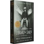 英文原版 Library of Souls 怪屋女孩系列死亡图书馆/魂灵图书馆 精装