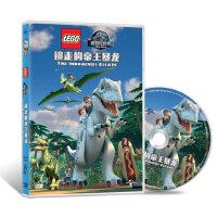 正版 乐高侏罗纪世界:逃走的帝王暴龙 儿童动画短片电影DVD碟片