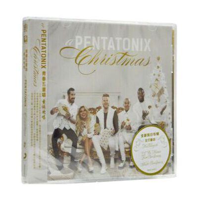 青春五重唱 圣诞欢唱 Pentatonix / A Pentatonix Chris 官方正版 闪电发货