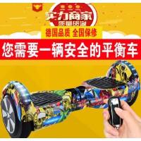 德国智能双轮平衡车儿童两轮代步思维体感电动滑板漂移平衡车