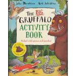 The Big Gruffalo Activity Book (bind-up of The Gruffalo Colouring Book & The Gruffalo Activity Book) 咕噜牛游戏书 ISBN 9781447224525