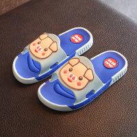 儿童拖鞋女夏室内男 宝宝女童凉拖鞋防滑软底可爱卡通小孩小公主
