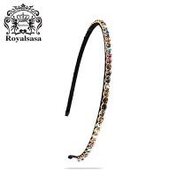 皇家莎莎RoyalSaSa发箍发卡子头饰品韩国刘海发夹顶夹发饰韩版压发头箍