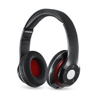 蓝牙耳机插卡头戴式音乐苹果小米手机电脑无线男女运动重低音