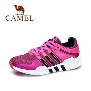 Camel/骆驼女鞋 秋季新款舒适休闲鞋 潮流百搭运动女鞋
