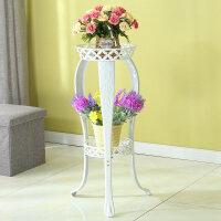 花架铁艺带轮的多层子室内省空间绿萝阳台置物架客厅带轮花盆架