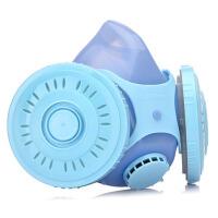 焊烟防护防尘面具防电焊面罩氩弧焊防烟面罩工业粉尘打磨焊工口罩