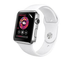 【包邮】苹果手表水凝膜 apple watch iwatch 38毫米/42毫米 水凝膜 全屏膜 手机膜 保护膜 手机