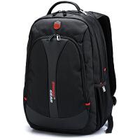 SWISSGEAR双肩包 男士商务笔记本电脑背包15.6英寸休闲书包大容量旅行包