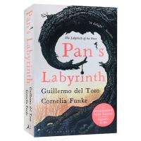 潘神的迷宫 Pan's Labyrinth The Labyrinth of the Faun 英文原版小说 牧神的迷宫